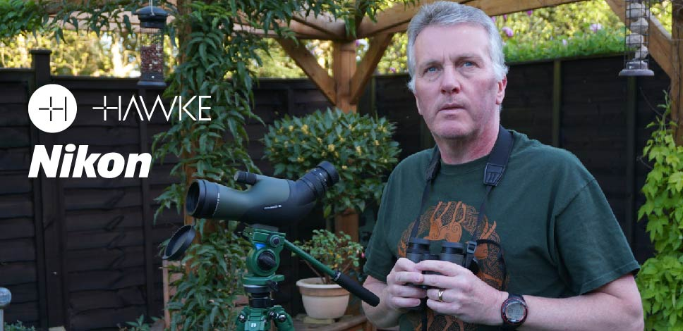 Birding From Home with Martin Drew