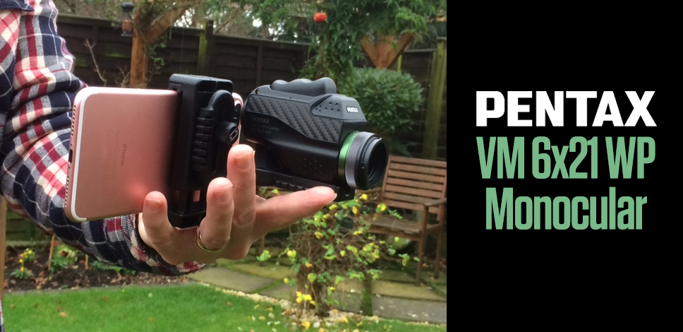 Pentax VM 6x21 WP Monocular Complete Kit Review