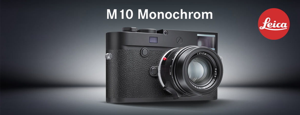 Leica M10 Monochrom Body Only