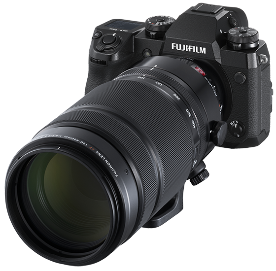 Buy Fujifilm X-H1 Body Only