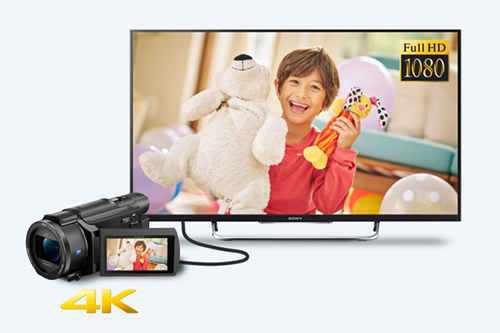 Super-sampled Full HD Playback on non-4K TV or device 4K movies automatically down-convert to Full HD to play on an HD TV.