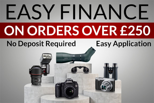 Easy Finance on purchases over £250