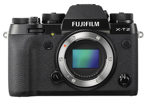 Fujifilm X-T2 Body Only Promotion Page Tile