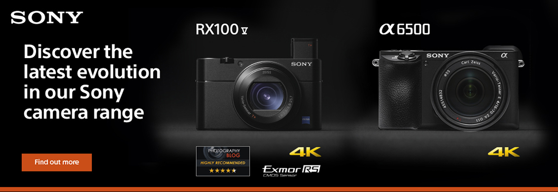 check out the sony rx 100 five and the a6500