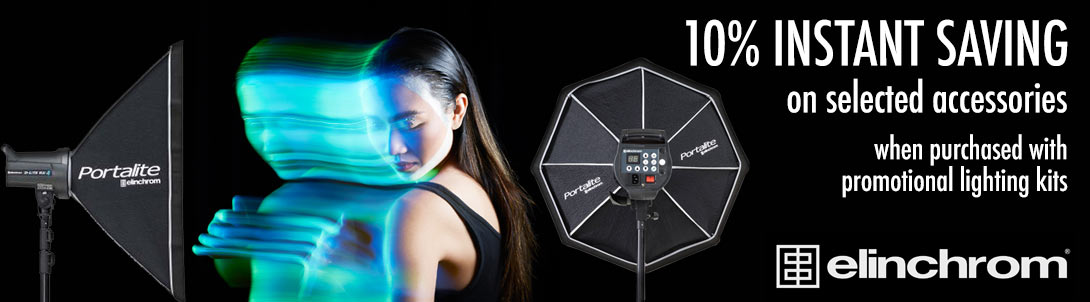 Elinchrom Summer Promotion - 10% saving on select accessories