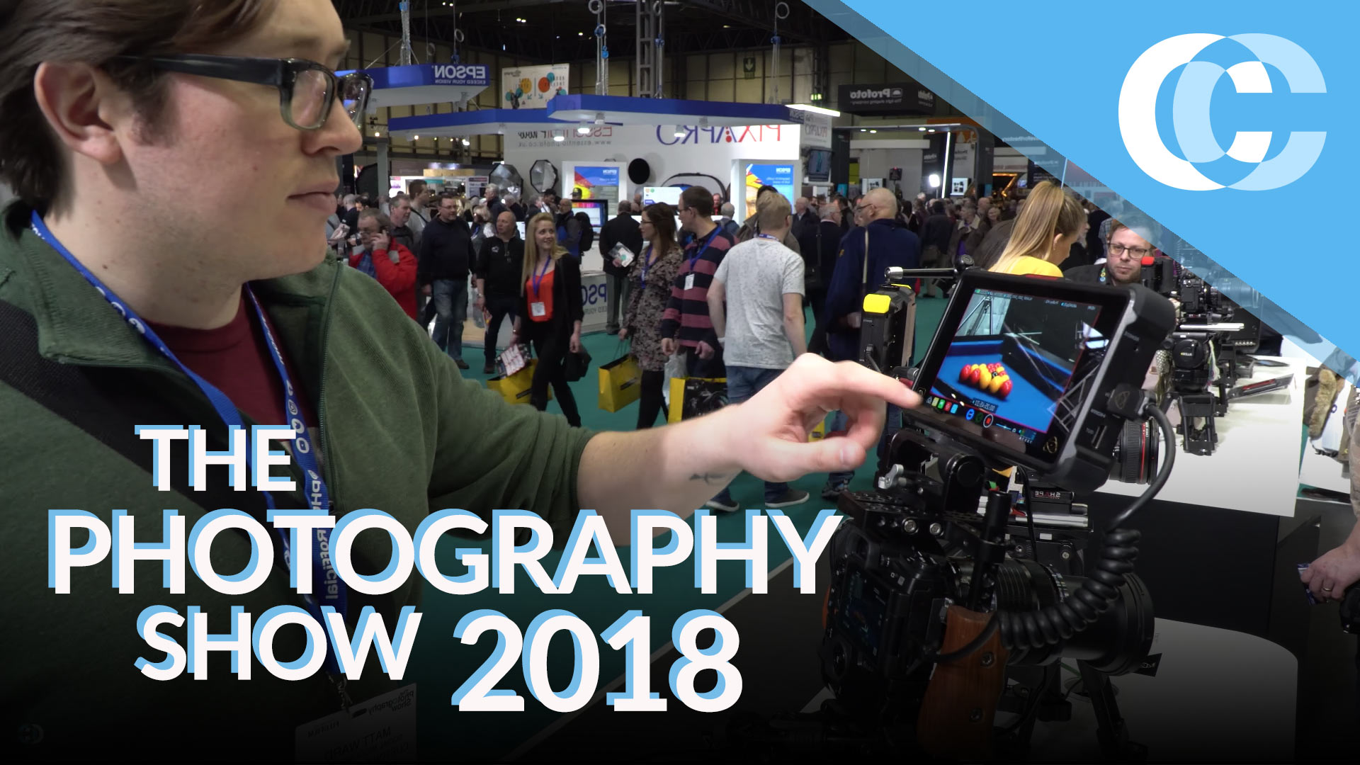 Is The Photography Show worth attending?