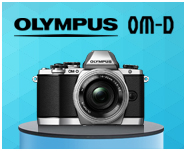 Olympus OM-D at Clifton Cameras