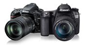 digital SLR at clifton cameras