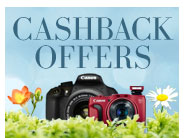 cashback offers at clifton cameras