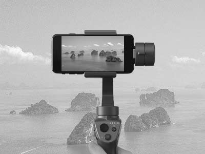 mobile phone supports - dji osmo mobile 2