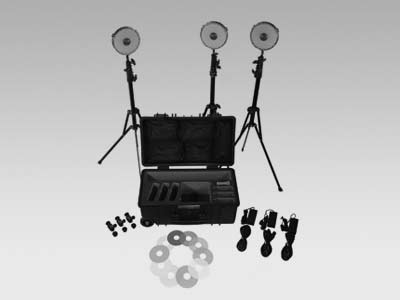 rotolight neo ii 3 light kit