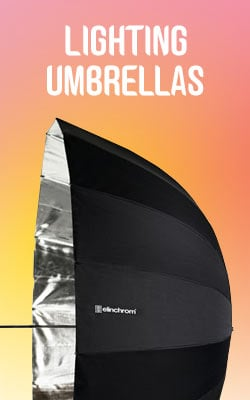 Elinchrom 105cm Deep Silver Umbrella