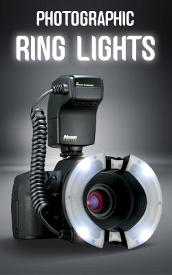 Nissin MF18 Flash Ring