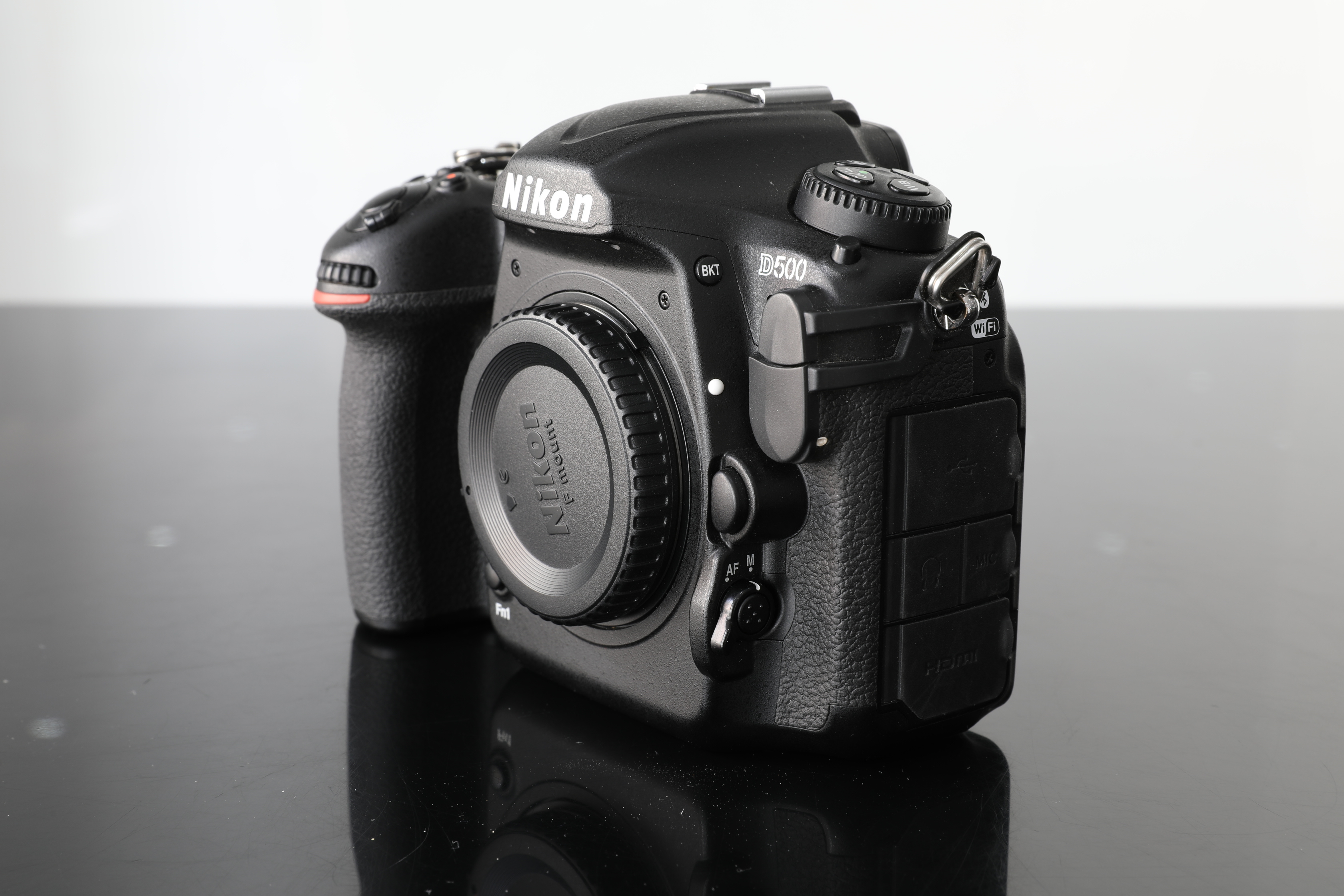 Used Nikon D500 Body Only