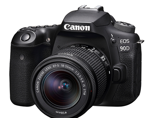 Canon EOS 90D 18-55mm IS STM Kit