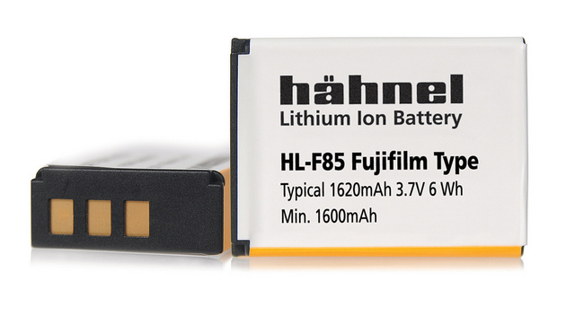 Hahnel HL-F85 Battery - For Fuji