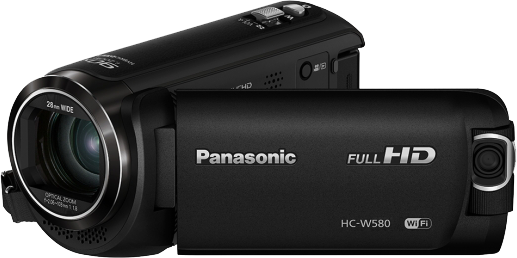 Panasonic HC-W580EB-K High Definition Video Camera