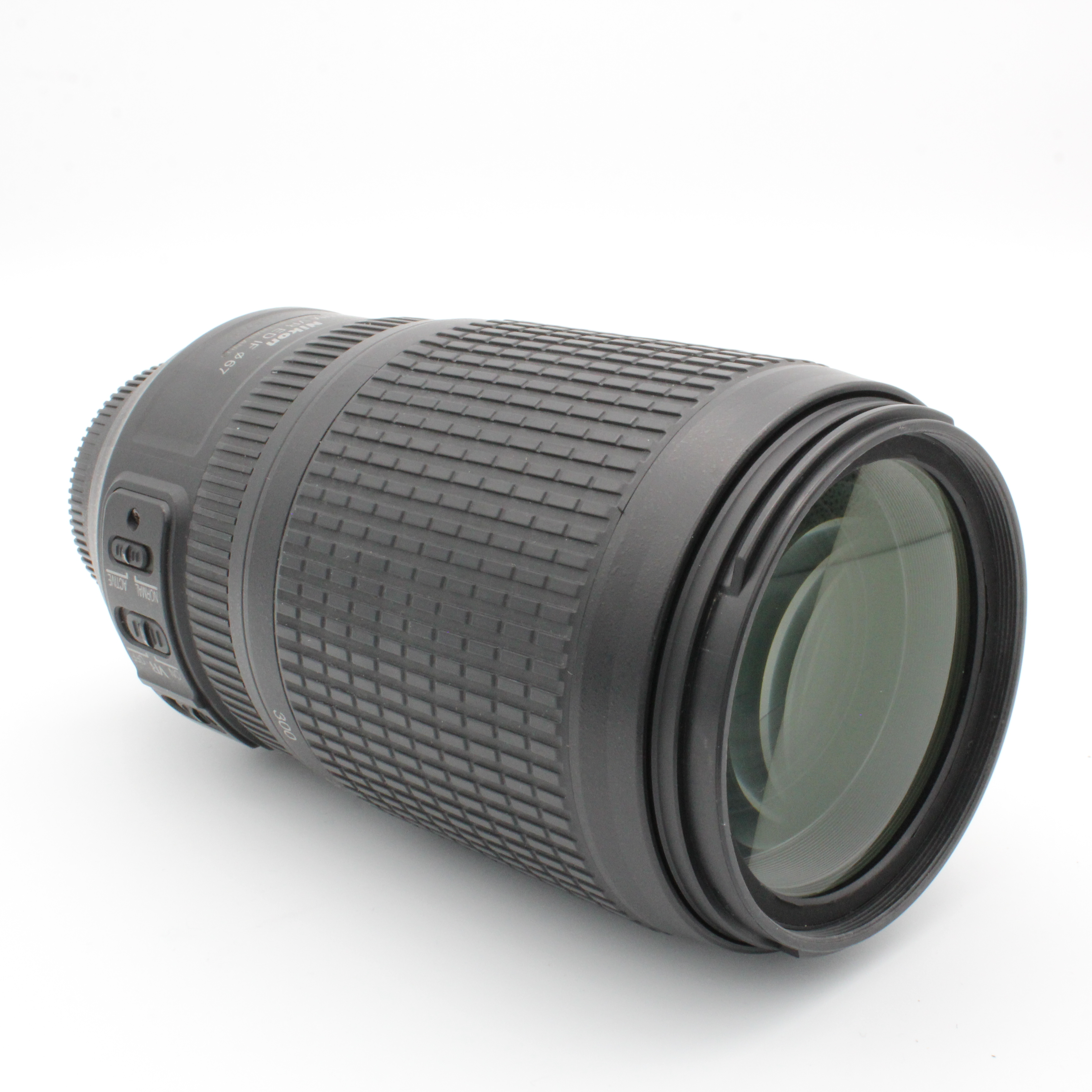 Used Nikon AF-S NIKKOR 70-300mm 4.5-5.6G IF ED VR lens