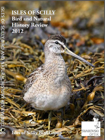 Isles of Scilly Bird and Natural History Review 2012