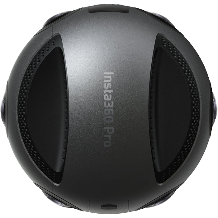Insta 360 Pro Spherical VR 360 8K Camera - Black