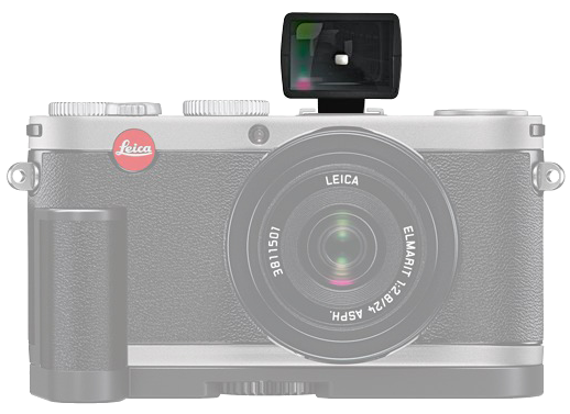 Leica Brilliant 36mm Viewfinder for X Cameras (18707)