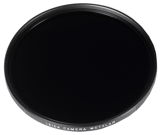 Leica Filter ND 16x E95 - Black