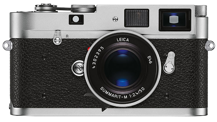 Leica M-A (Typ 127) Rangefinder Body Only - Black Chrome Finish