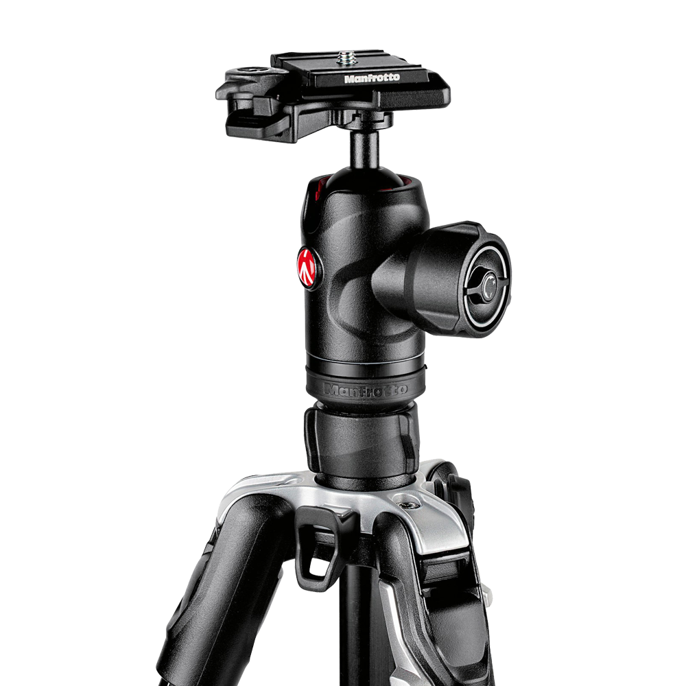 Manfrotto Befree Advanced Aluminum Travel Tripod with Ball Head Kit - Twist