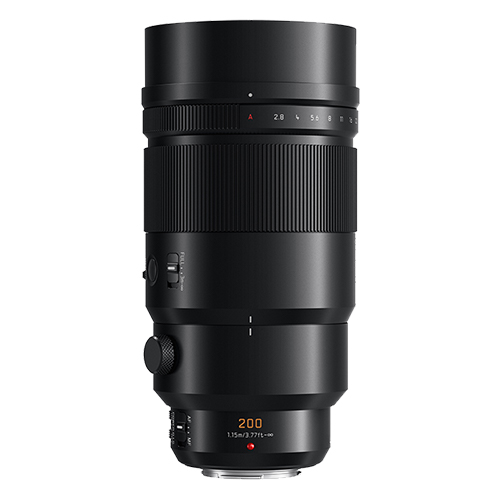Panasonic LEICA DG ELMARIT 200mm F2.8 POWER O.I.S. with 1.4x Converter - Ex-Display