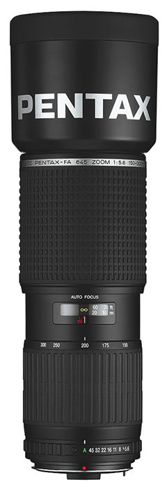 Pentax 150-300mm f/5.6 ED (IF) SMC FA 645