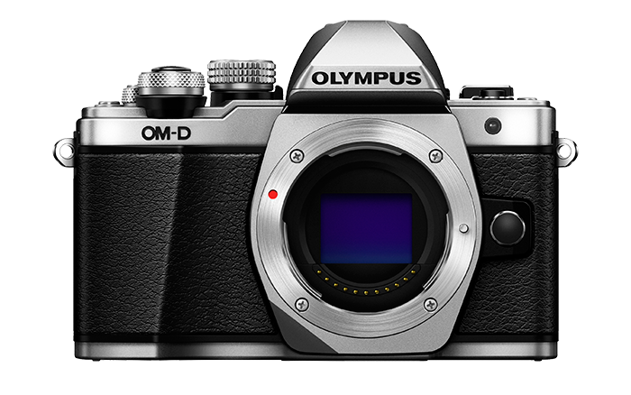 Olympus OM-D E-M10 II Digital Camera Body - Silver