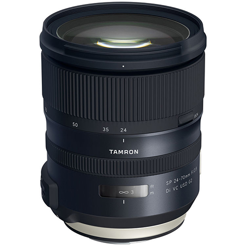 Tamron SP 24-70mm f2.8 G2 VC USD - Nikon FX - Ex-Display