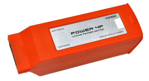 Yuneec Typhoon H520 4S 5250mAh Lipo Battery