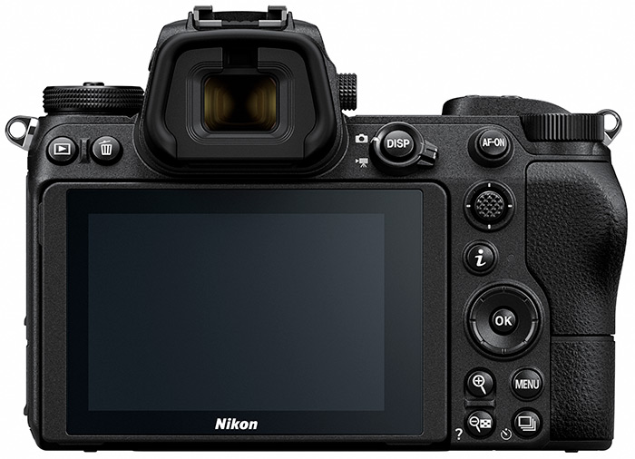 Nikon Z 7 Mirrorless Camera with Mount Adapter FTZ