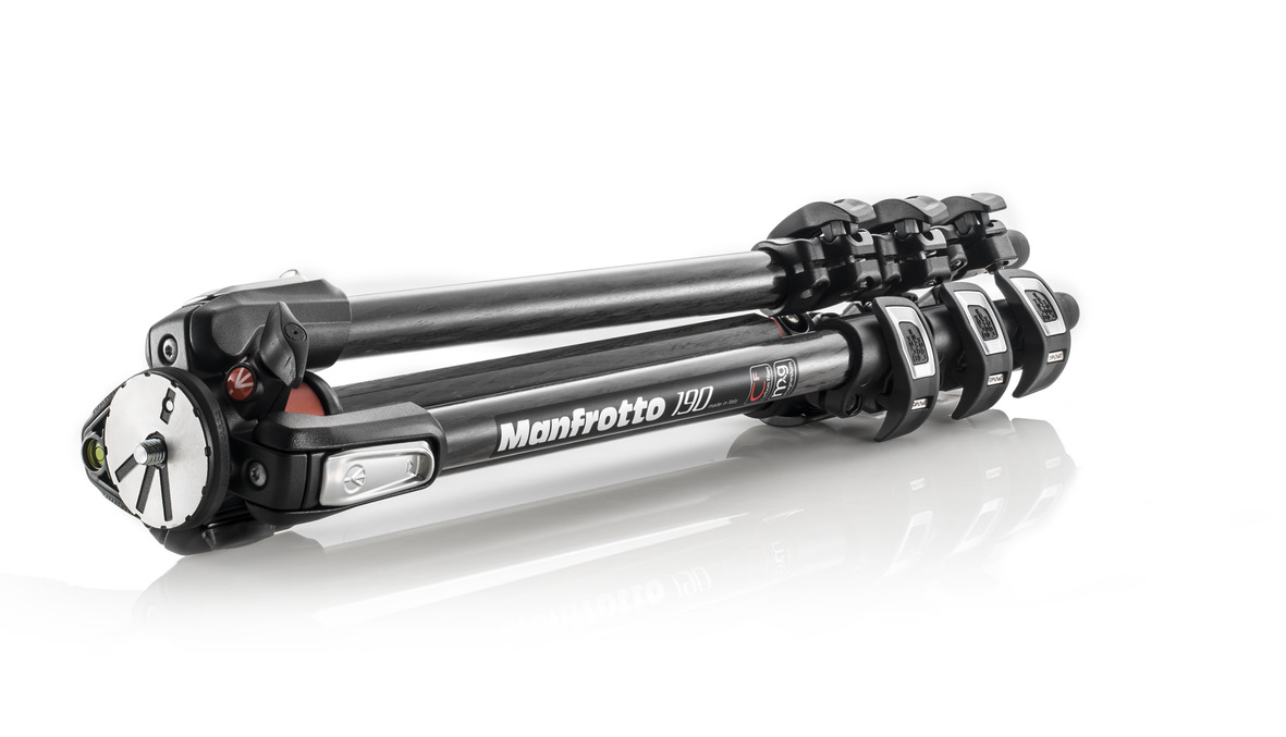Manfrotto MT190CXPRO4 Carbon Fibre Tripod
