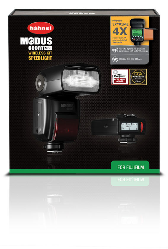 Hahnel Modus 600RT MK II Wireless Kit - Fujifilm