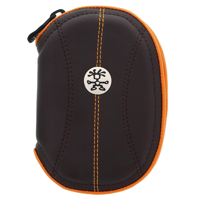 Crumpler Royale Thingy 40 - Ebay Listing  - Brown