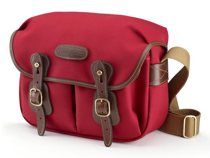 Billingham Hadley Small - Burgundy-Chocolate