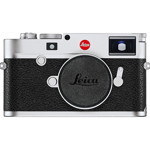 Leica M10-R - Body Only - Silver Chrome