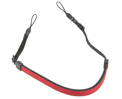 Optech Bino and Optic Strap-QD - Red