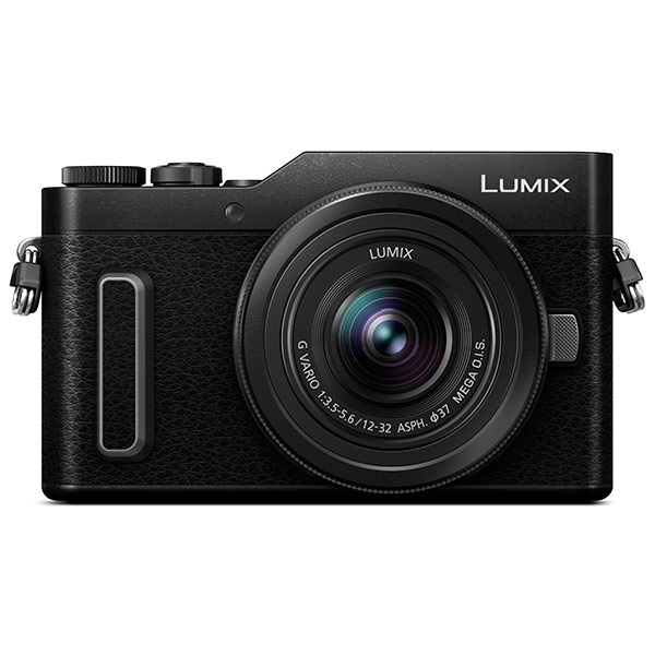 Panasonic Lumix GX880 Digital Camera with 12-32mm Lens - Black